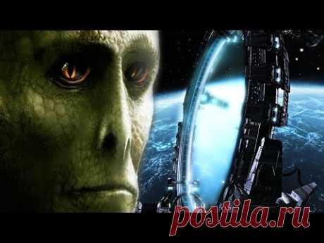Они прошли через звездные врата. От нас скрыли, что пришельцы уже сотни лет контролируют жизнь!