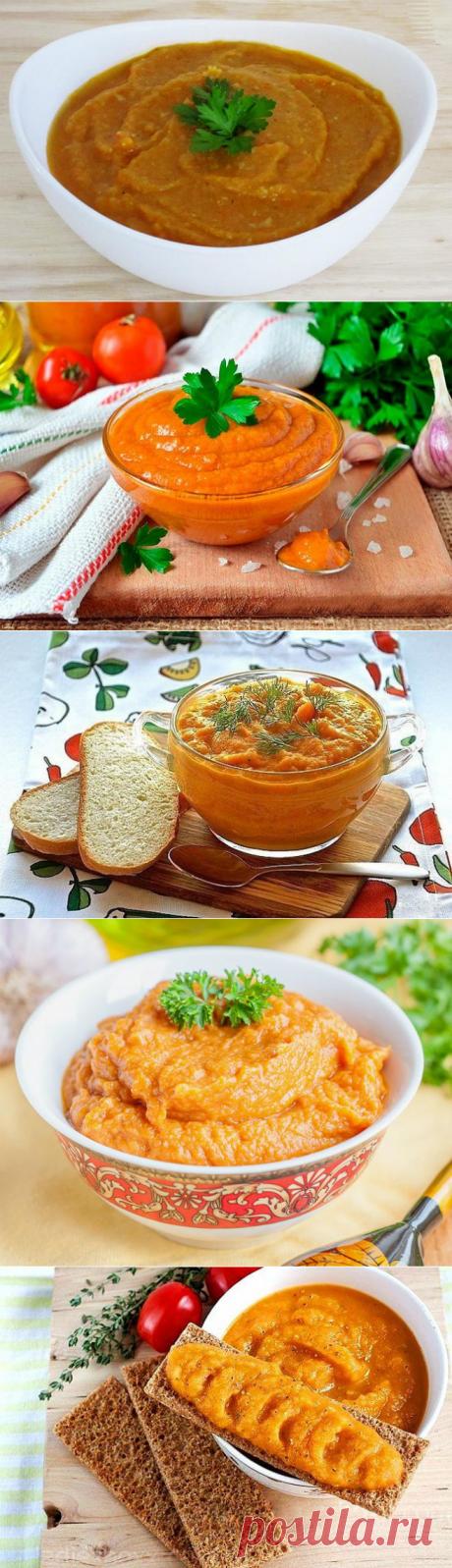 5 лучших рецептов домашней кабачковой икры
