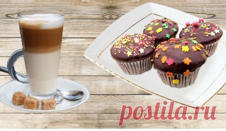 Французские бабушки не пекут пирогов с капустой, их конек - шоколадные кексы | ChocoYamma | Яндекс Дзен