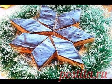 """Թռչնի կաթ Торт """"Птичье Молоко"""" Bird's Milk Cake"""