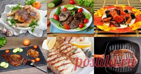 На сковороде гриль - 28 рецептов приготовления пошагово На сковороде гриль - быстрые и простые рецепты для дома на любой вкус: отзывы, время готовки, калории, супер-поиск, личная КК