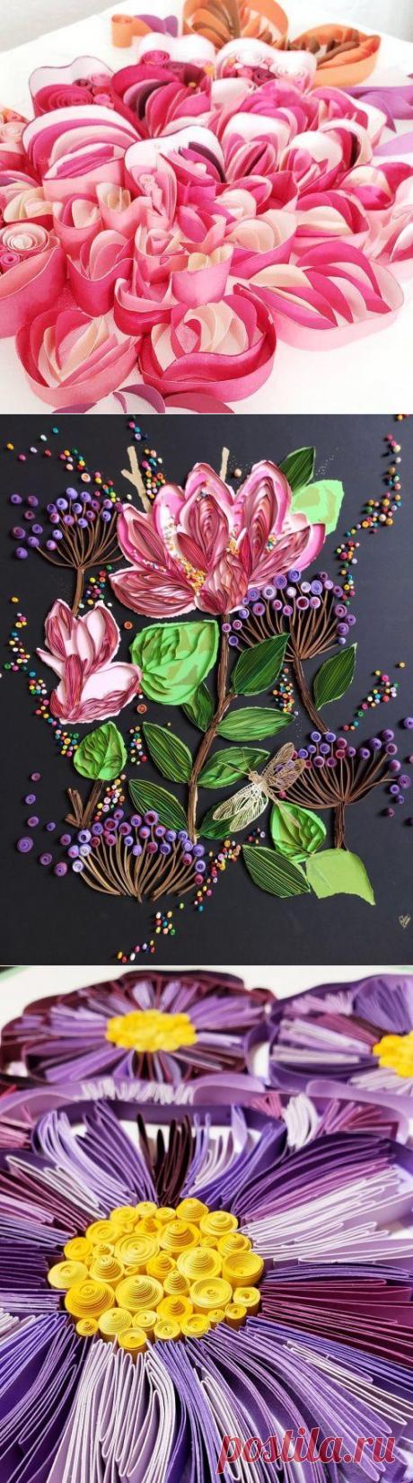 Невероятное бумажное искусство от Захры Аммар