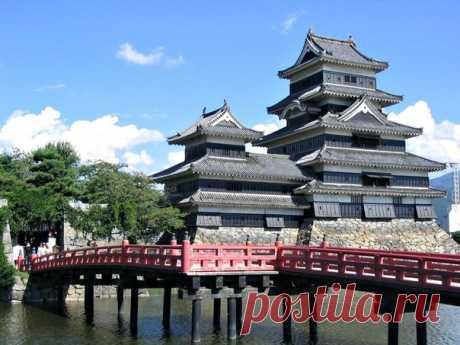 Замок Мацумото - Путешествуем вместе