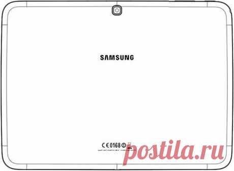 Samsung выпустит два планшета с экранами высокого разрешения