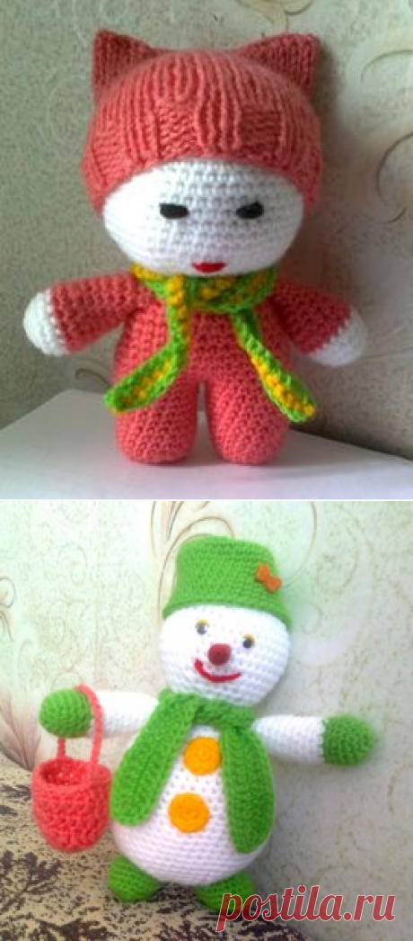 YOHE-YOHE'S BABY DOLL and snowman