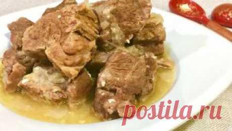 Идеальный рецепт приготовления мяса! Не зря его называют кремлевским