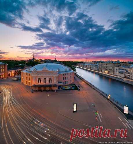 Красивейшие фотографии Санкт-Петербурга.