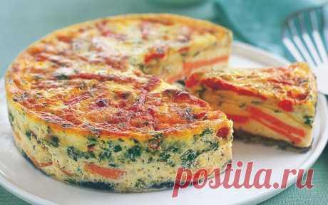 Фриттата: Оригинальный рецепт омлета по-итальянски