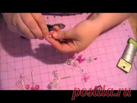Posts search: Bead flowers