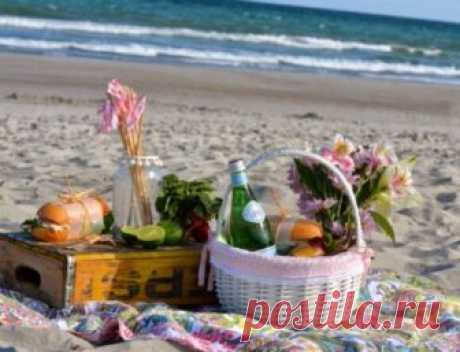 Простые и аппетитные закуски,которые можно взять с собой на пляж » Кулинарный сайт