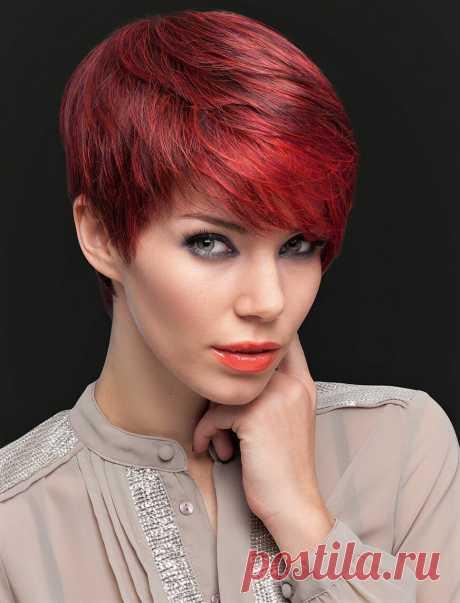 Невероятно легкие и простые вариации стрижек на короткие волосы | Мода и красота | Яндекс Дзен