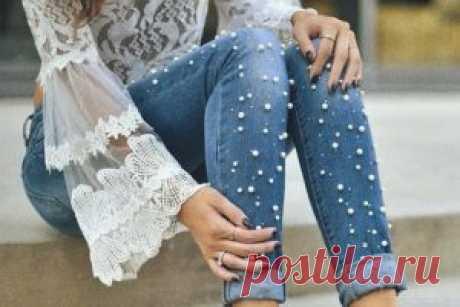 Модные джинсы 2019-2020, тренды, антитренды, что выбрать под тип фигуры