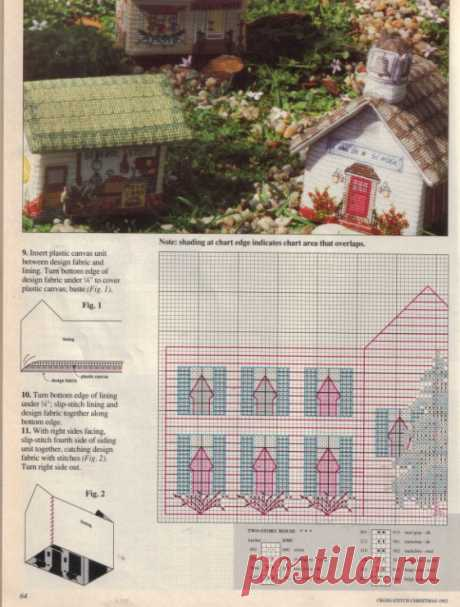 (10) Gallery.ru / Фото #44 - Cross Stitch Christmas (Better Homes and Gardens) - Mussen