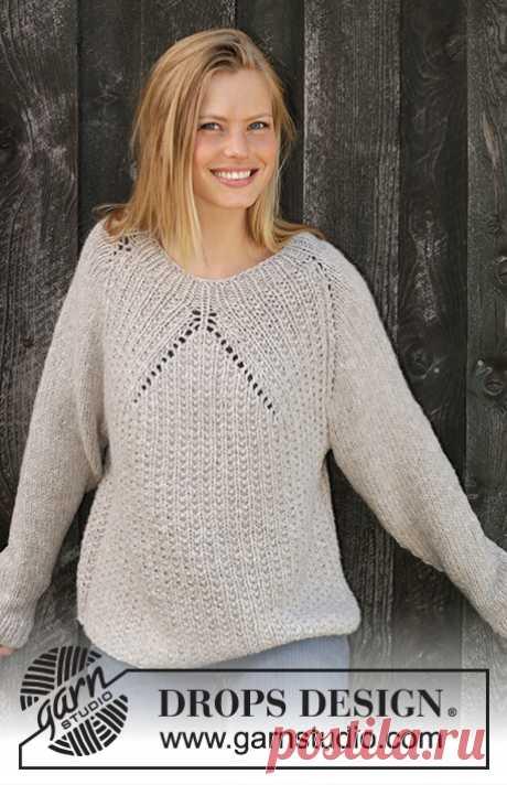 42 простых модных свитеров 2020, схемы вязания