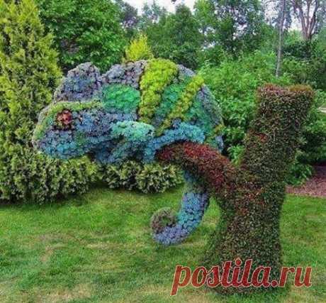 Ландшафтный креатив