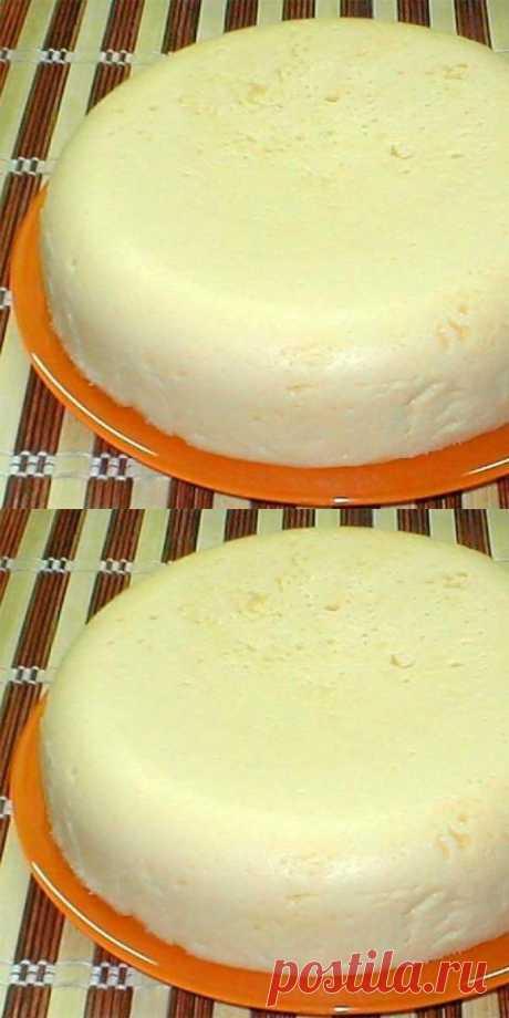 Сулугуни домашнего приготовления! Самый вкусный сыр, теперь готовлю его сама. - woman
