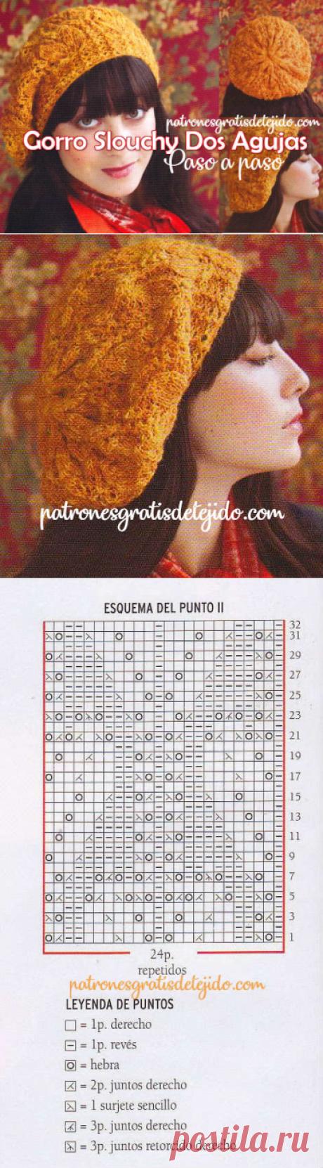 Crochet y Dos Agujas - Patrones de tejido Patrones y tutoriales de ...