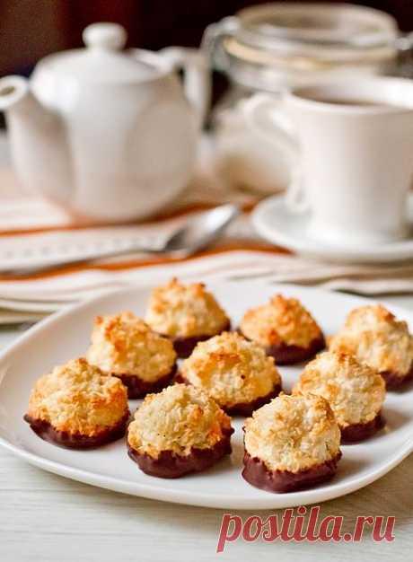 Макаруны с шоколадом | Вкусный блог - рецепты под настроение