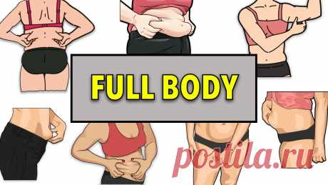 FULL BODY FAT BURN - SIMPLE HOME WORKOUT Burning full body can be easy with today's full body workout! Do this everyday until you achieve the best results.Good luck and keep exercising! Have a happy...