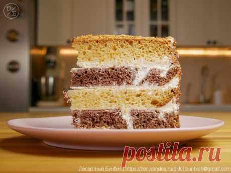 Читательница прислала рецепт торта СМЕТАННИК. Приготовил, показываю что у меня получилось | Десертный Бунбич | Яндекс Дзен