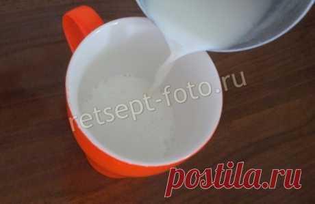 Питьевая манная каша для бутылочки (детям до 1 года)