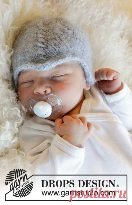 Детская шапочка Milian - блог экспертов интернет-магазина пряжи 5motkov.ru