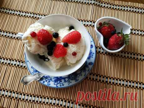 Ванильно-сливочное мороженое готовим сами, расскажу как | Елена Халдина | Яндекс Дзен