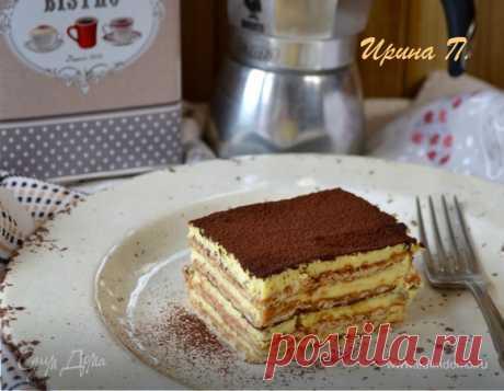 Тирамису | Официальный сайт кулинарных рецептов Юлии Высоцкой