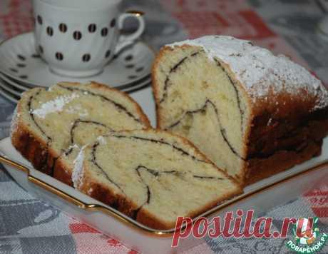 """Творожный кекс """"Ниточка"""" – кулинарный рецепт"""