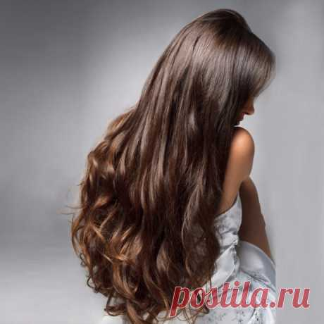 ¡Si es necesario rápidamente dejar crecer los cabellos y dar el volumen increíble y el brillo, es su receta!