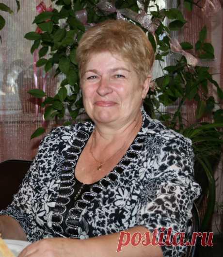Людмила Хамчукова