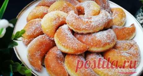 Новый рецепт пончиков - Лучший сайт кулинарии