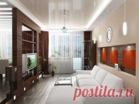 5 важных правил дизайна маленькой гостиной | Рекомендательная система Пульс Mail.ru