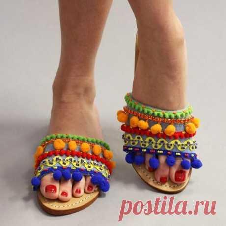 #обувь@bohostyle