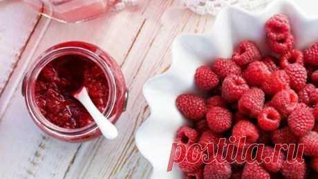 12 рецептов невероятно вкусного малинового варенья на зиму | Статьи (Огород.ru)