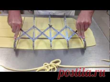 Мастер класс с итальянским кулинаром - YouTube