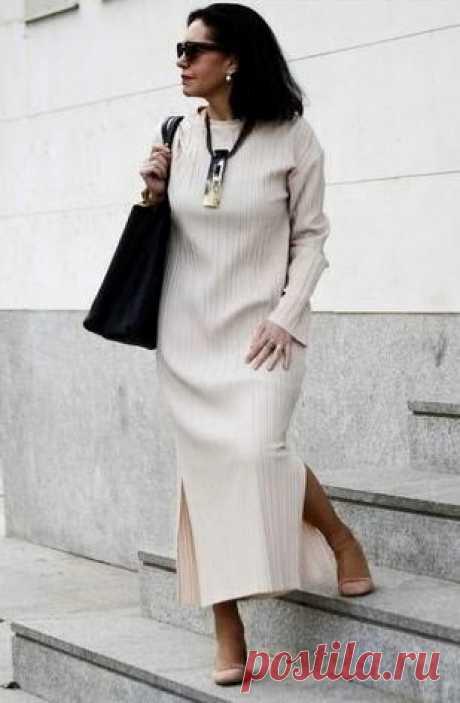 Итальянский стиль в одежде – почему он идеален для женщин 50+. Фото элегантных образов | Эликсир молодости | Яндекс Дзен