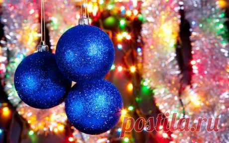 Три шара на ёлке – волшебный новогодний ритуал » Женский Мир