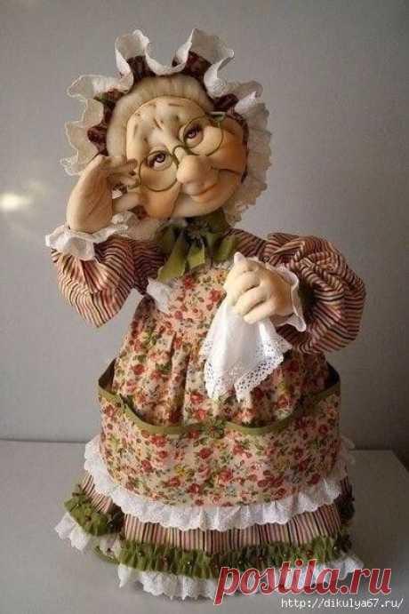 Dolls from kapron