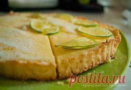 Лимонный пирог | Правильная Еда Лимонный пирог или лимонный пай очень известен в США и Великобритании и набирает большую популярность в наших краях. И не просто так, ведь это очень вкусно!