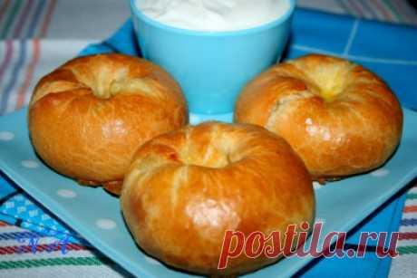 SAY7 :: Кныш с картофелем : Выпечка несладкая