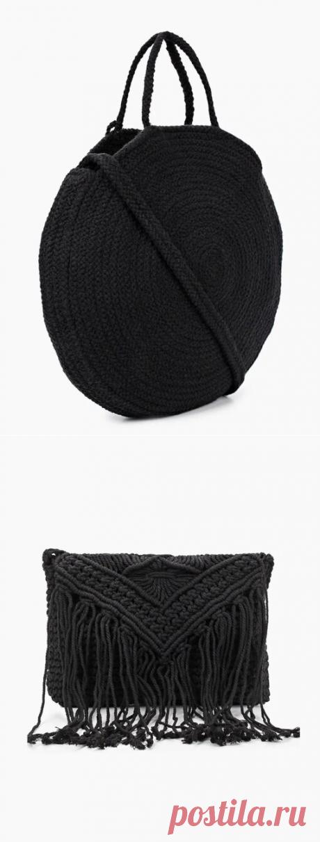 Трикотажные сумки – топ-10 самых модных моделей под любой наряд и случай