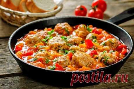 Чем накормить гостей недорого, вкусно и быстро - 20 рецептов блюд.
