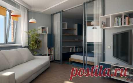 Вариант для маленькой квартиры