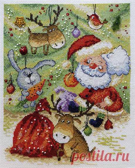 Рождественская сказка.