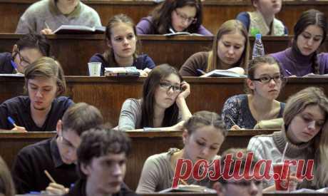 В России введены новые правила приема в вузы - Новости Общества - Новости Mail.Ru