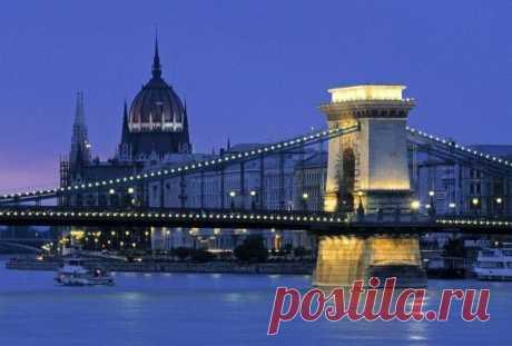 15 причин посетить Будапешт