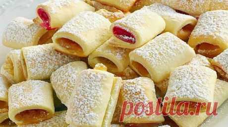 Нежнейшее печенье, которое очень просто готовится | I Love Hobby - Лучшие мастер-классы со всего мира!