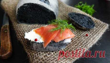 Угольный хлеб – Пане ал карбоне (Pane al carbone) - Вкусные заметки