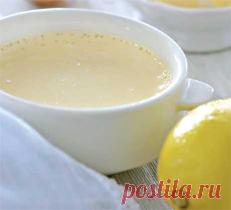 Голландский соус, пошаговый рецепт с фото